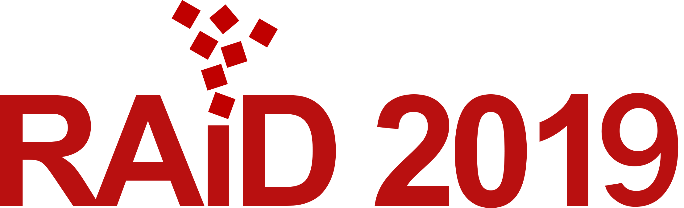 RAID 2019 (22nd International Symposium on Research in Attacks, Intrusions and Defenses)
